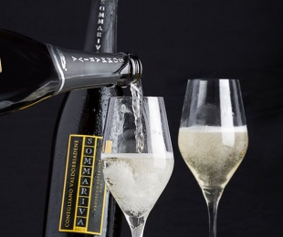 From the image to the taste, how bubbles affect sparkling wine tasting